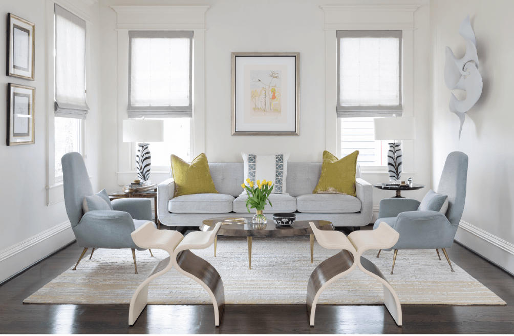 Choosing An Area Rug That Anchors Your