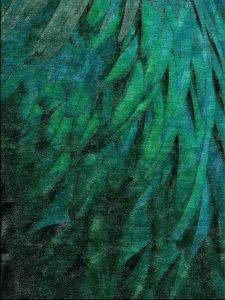 Divine Plumage – Jade