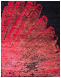 Winged Victory Garnet